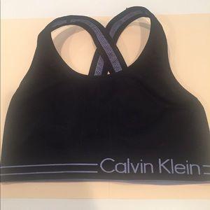Calvin Klein Reversible Sports Bra -